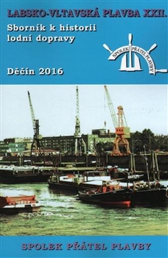Sborník k historii lodní dopravy 2016 - Eva Doležalová