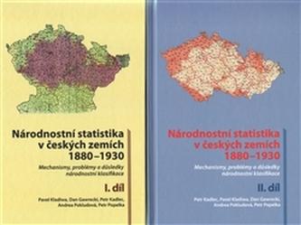 Národnostní statistika v českých zemích 1880-1930