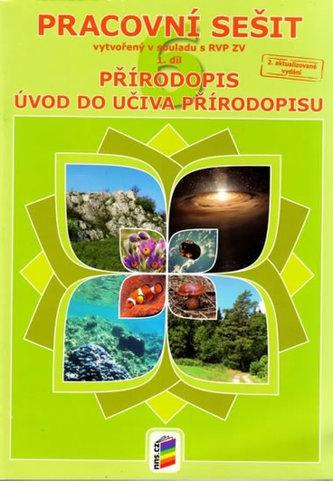 Přírodopis 6, 1. díl - Obecný úvod do přírodopisu (pracovní sešit)