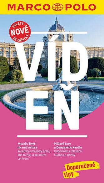 Vídeň / MP průvodce nová edice - neuveden