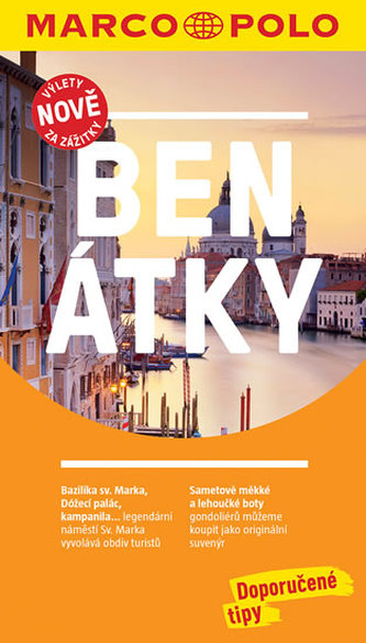 Benátky / MP průvodce nová edice