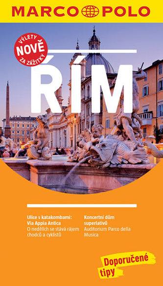 Řím / MP průvodce nová edice