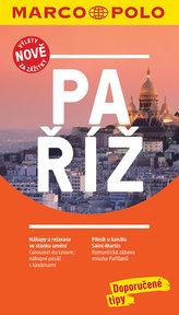 Paříž / MP průvodce nová edice