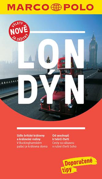 Londýn / MP průvodce nová edice