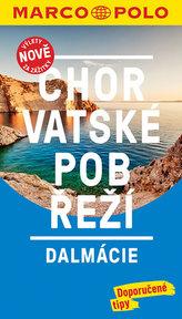 Chorvatské pobřeží - Dalmácie / MP průvodce nová edice