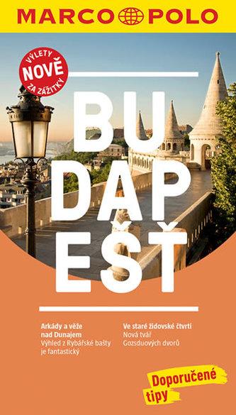 Budapešť / MP průvodce nová edice