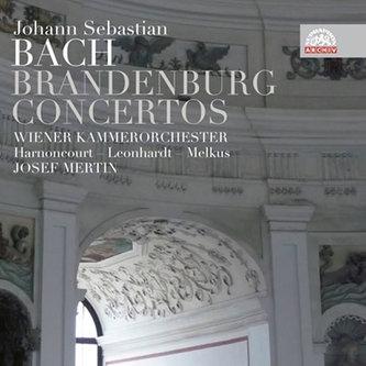 Braniborské koncerty - 2 CD