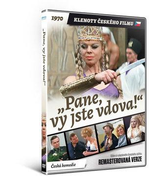 Pane, vy jste vdova! - DVD
