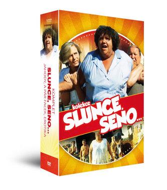 Komplet: Slunce, seno, ... - DVD - neuveden
