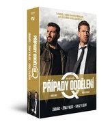 Případy oddělení Q - 3 DVD: Žena v kleci, Zabijáci, Vzkaz v láhvi
