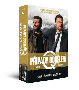 Případy oddělení Q - 3 DVD: Žena v kleci, Zabijáci, Vzkaz v láhvi - neuveden