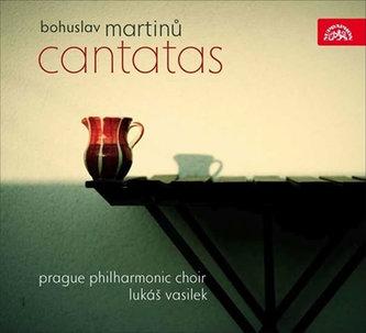B. Martinů – Kantáty z Vysočiny - CD