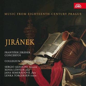 F. Jiránek - Hudba Prahy 18. století - CD