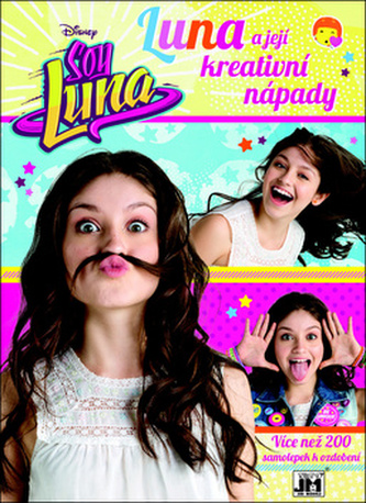 Soy Luna Luna a její kreativní nápady
