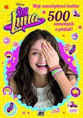 Soy Luna Moje samolepková knížka