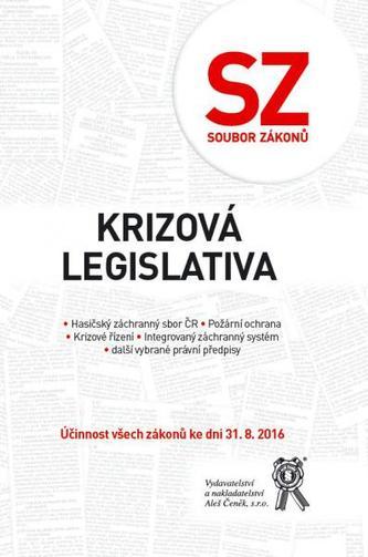 Soubor zákonů. Krizová legislativa