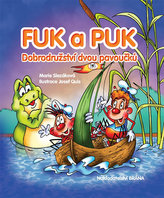 Fuk a Puk - Dobrodružství dvou pavoučků