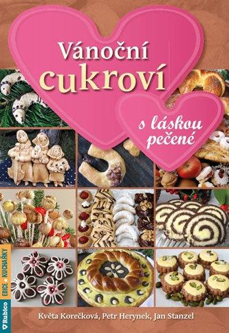 Vánoční cukroví s láskou pečené