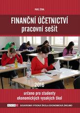 Finanční účetnictví - pracovní sešit 2016