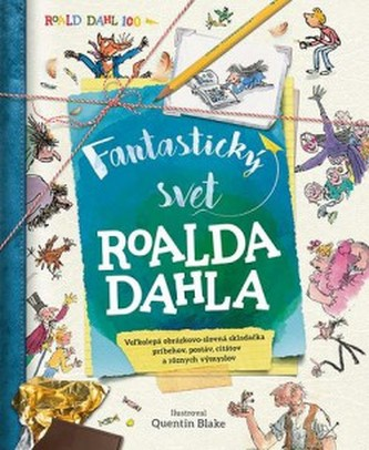 Fantastický svet Roalda Dahla