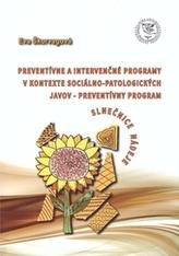 Preventívne a intervenčné programy v kontexte sociálno-patologických javov