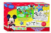 Puzzle Mickey Mouse 24 dílků