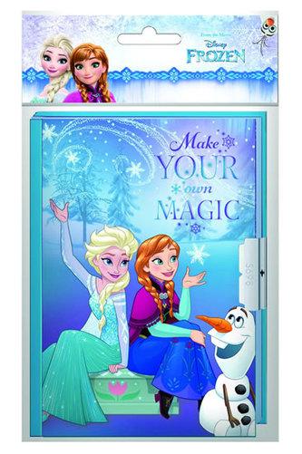 Deníček Frozen - neuveden