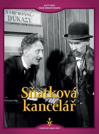 Sňatková kancelář - DVD (digipack)