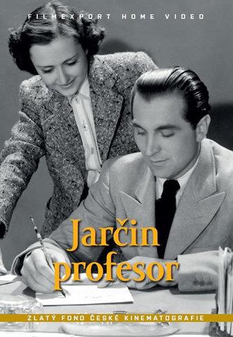 Jarčin profesor - DVD box
