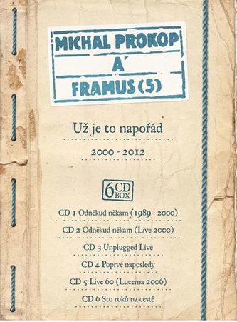 Už je to napořád 2000-2012 - 6CD