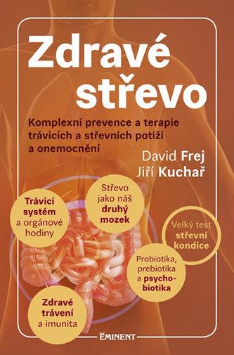 Zdravé střevo - David Frej; Jiří Kuchař