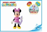 Mickey Mouse Club House figurka Minnie kloubová 8cm v krabičce