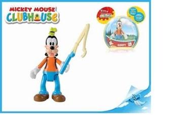 Mickey Mouse Club House figurka Goofy kloubová 8cm v krabičce