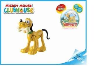 Mickey Mouse Club House figurka Pluto kloubová 8cm v krabičce
