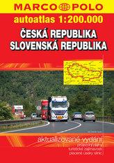 ČR a SR/ atlas spirála     KP 1:200 T