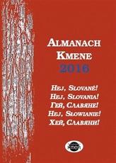 Almanach Kmene 2016