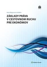 Základy práva v cestovnom ruchu pre ekonómov