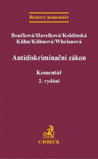 Antidiskriminační zákon. Komentář, 2. vydání