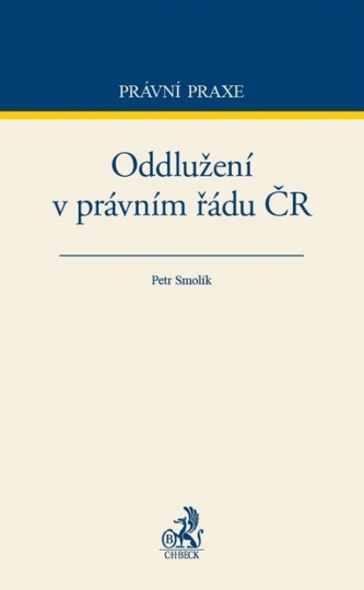 Oddlužení v právním řádu ČR