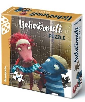 Puzzle vkrabici100 Lichožrouti
