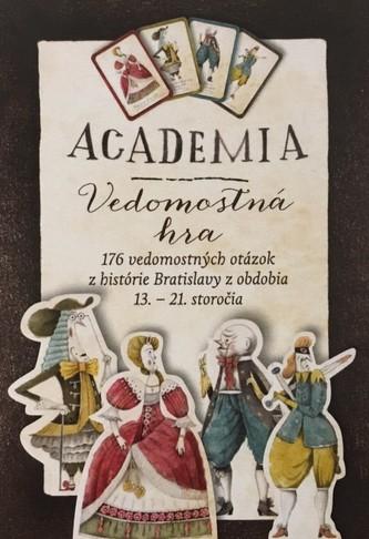 Academia - vedomostná hra (176 kartičiek)