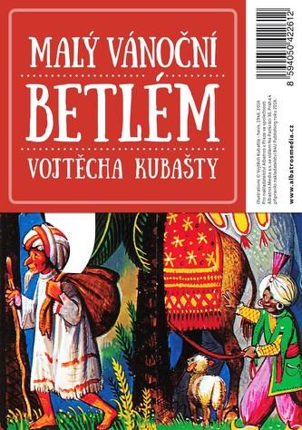 Malý vánoční betlém Vojtěcha Kubašty