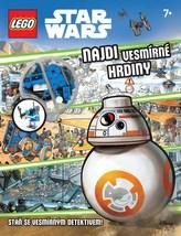 LEGO® Star Wars Najdi vesmírné hrdiny