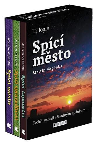 Trilogie Spící město - box