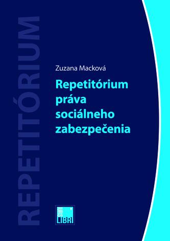 Repetitórium práva sociálneho zabezpečenia