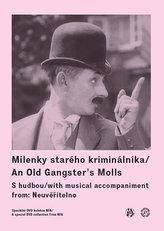 Milenky starého kriminálníka - DVD (digipack)