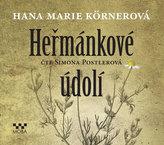 Heřmánkové údolí - CDmp3 (Čte Simona Postlerová)