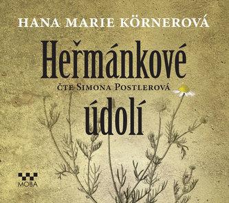 Heřmánkové údolí - CDmp3 (Čte Simona Postlerová) - Hana Marie Körnerová