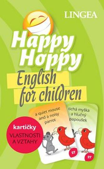 Happy Hoppy kartičky II