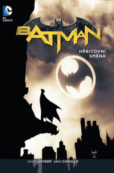 Batman - Hřbitovní směna